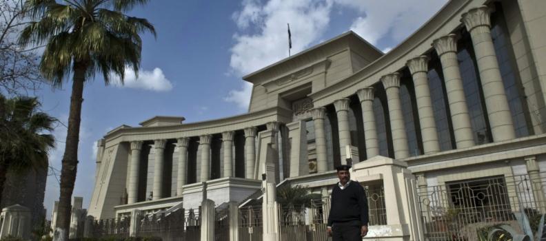 New NGO legislation takes Egypt down a dangerous path