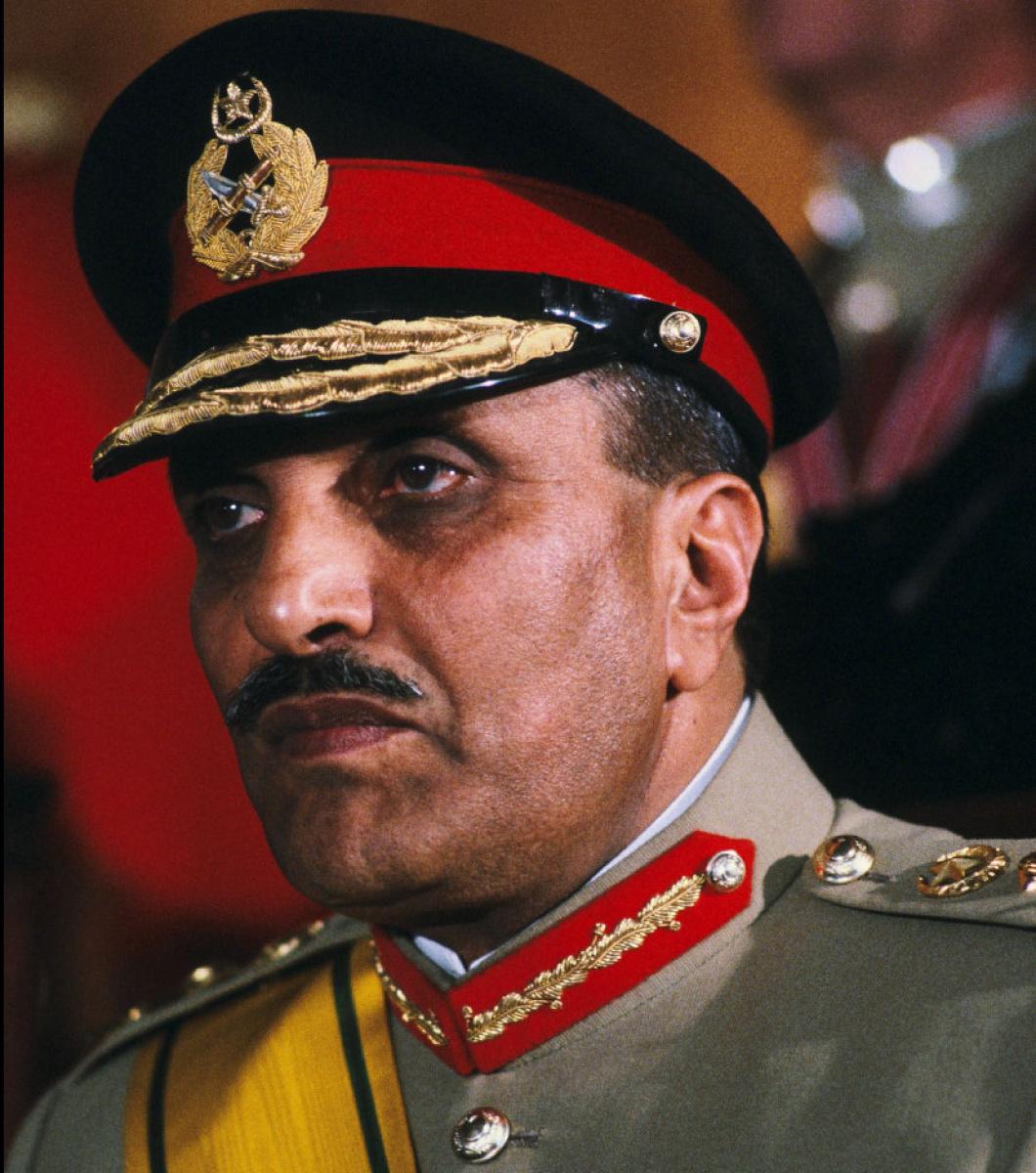 general muhammad zia ul haq essay General muhammad zia-ul-haq (punjabi, urdu: محمد ضياء الحق  august 12, 1924 – august 17, 1988), was a pakistani general officer and military dictator who served as the sixth president of pakistan.