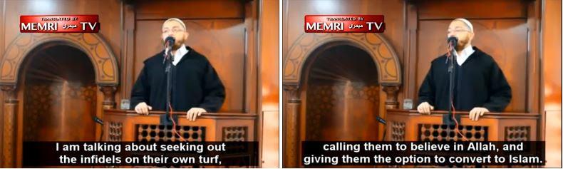 Friday Sermon In Egypt: Dr  Abu Bakr Al-Qadi Calls To Wage